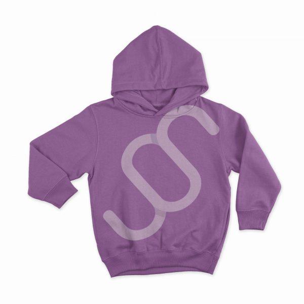 purple hoodi