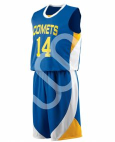 uniform basketball
